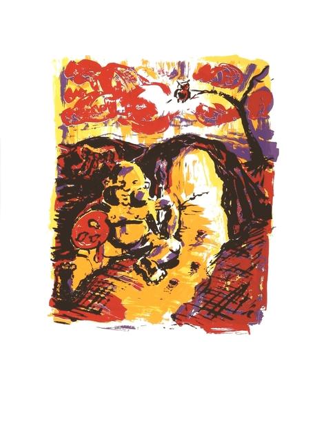 , 'Wächter,' 1990-2000, ARTEDIO