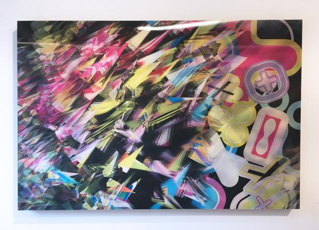 Karim Rashid, 'Eksplosion', 2012, Deep Space Gallery