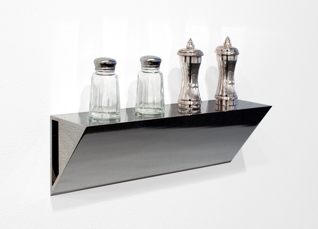, 'Untitled (Halco and Tour d'Argent salt and pepper shakers),' 1989, Krakow Witkin Gallery