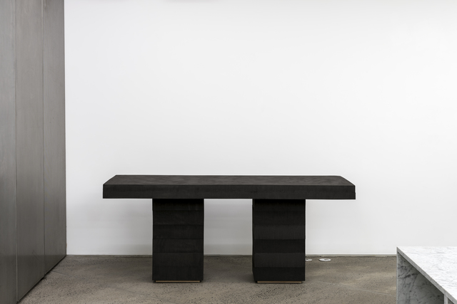 , 'Fictive Kin, Table,' 2017, Chamber