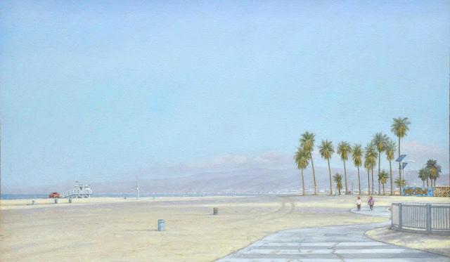 , 'Venice Beach Morning ,' 2020, Andra Norris Gallery