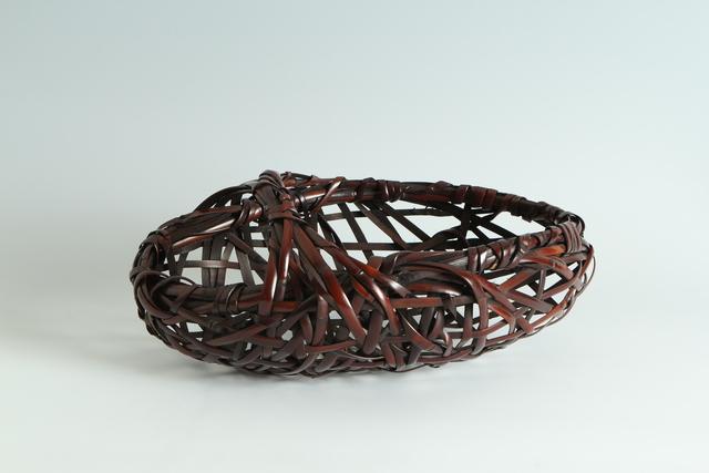 , 'Bamboo Basket (T-3900),' Shōwa era (1926–89) 1970s, Erik Thomsen
