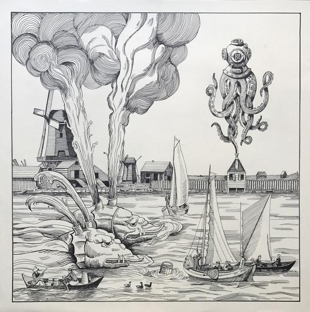 , 'Dibujo 6,' 2017, Blanca Soto Arte