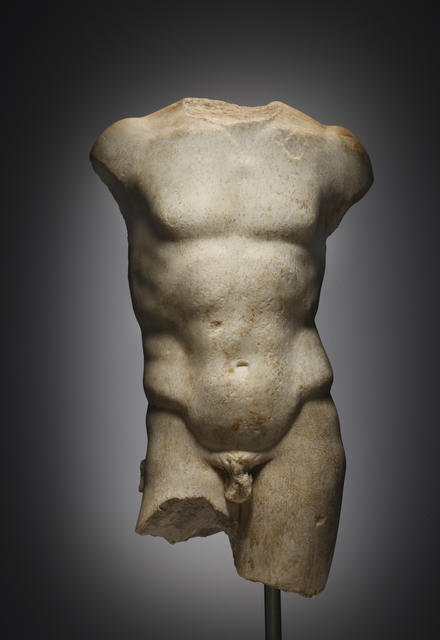 , 'A Torso of an Athlete,' Late Hellenistic, Roman, 1st cent. B.C., Cahn International