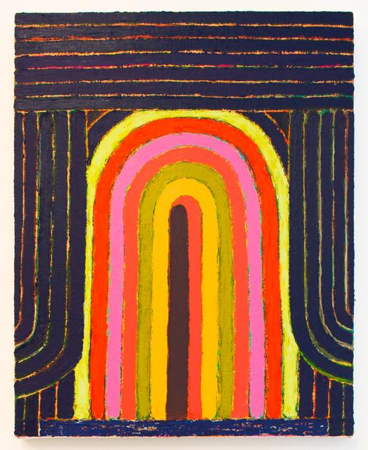 , 'Sideburned and Suntanned,' 2017, Morgan Lehman Gallery