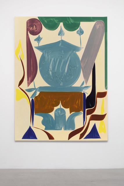 , 'Chime,' 2018, Galerie Nordenhake