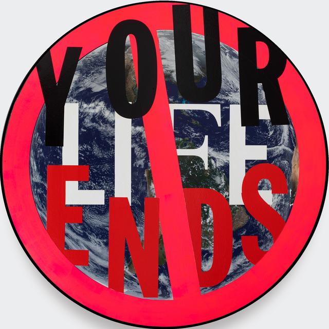 , 'Your Life / Lie Ends,' 2019, V1 Gallery