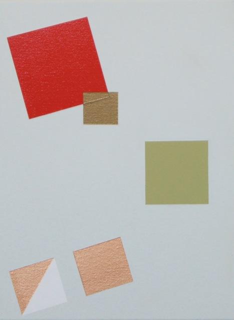, 'After Painting [EL] V,' 2015, Bath Street Gallery