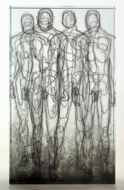 , 'Glass Gellage XXI,' 2012, Wei-Ling Gallery