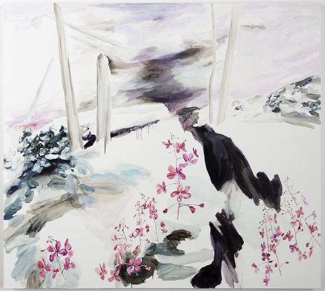 , 'Fireweed Ridge,' 2016, Ochi Projects