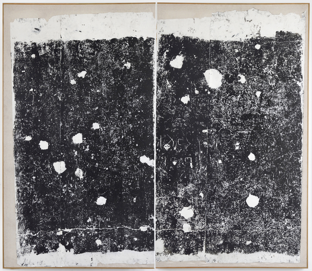 , 'Stellar Aéreo 11 and 12 (diptych),' 2015, Corkin Gallery