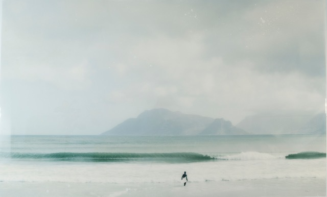 , 'South Africa Surfer,' 2018, parts gallery