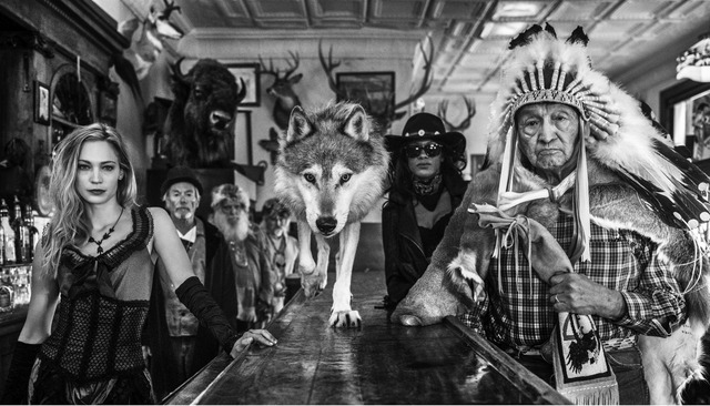 David Yarrow, 'Crazy horse', 2018, Photography, Archival pigment ink on paper, Fineart Oslo