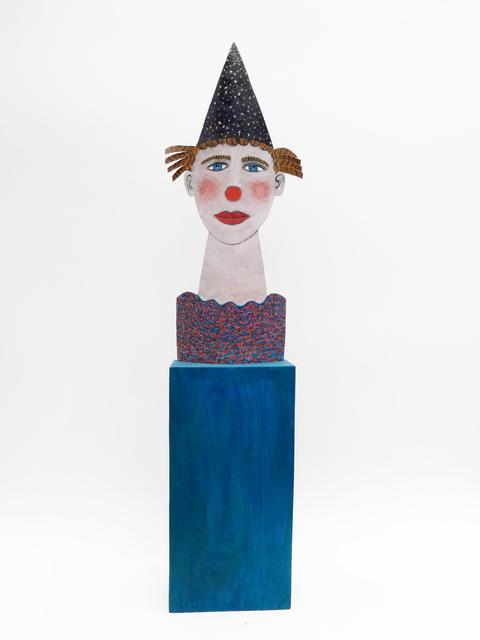 , 'Clown au nez rouge,' 2013, Modernism Inc.