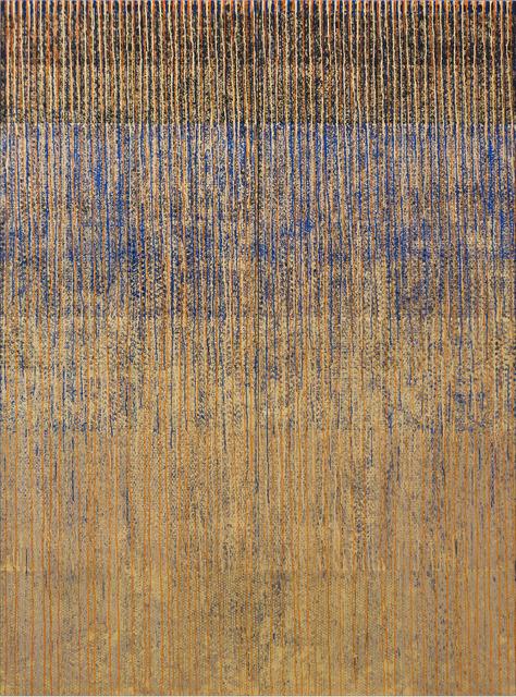 """, '""""Pluie d'Or"""",' 2016, Galerie Dutko"""