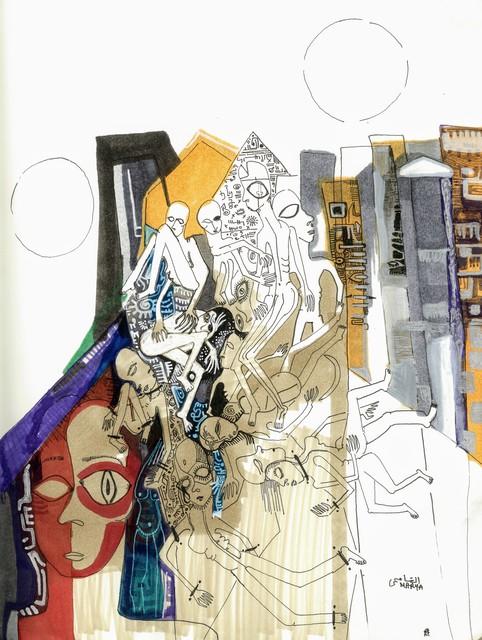 , 'Untitled,' 2016, Perve Galeria