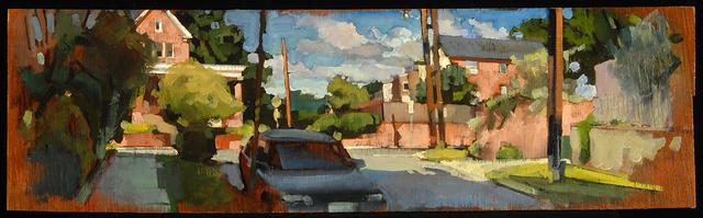 , 'Manor Place,' 2006, Susan Calloway Fine Arts