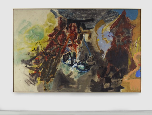 , 'Over the Hill,' 1957, Loretta Howard Gallery