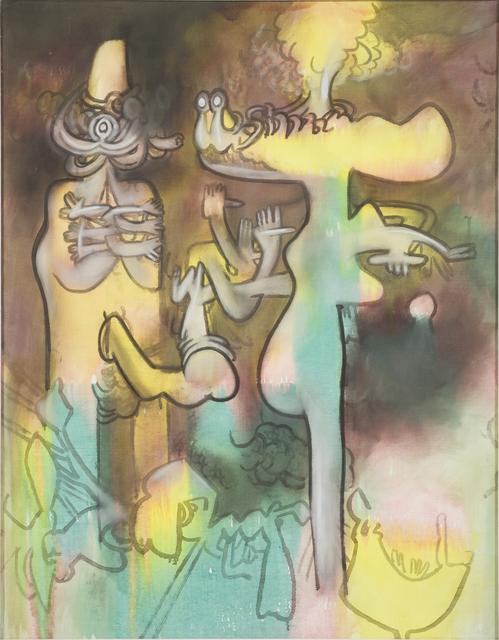 , 'Lover's Quarrel,' 1970, New River Fine Art