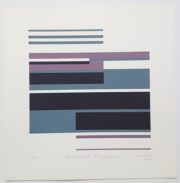 Marie-Thérèse Vacossin, 'Geometric Composition', 1979, Cerbera Gallery