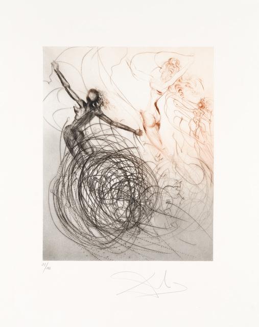 Salvador Dalí, 'Women in the Waves', Christopher-Clark Fine Art