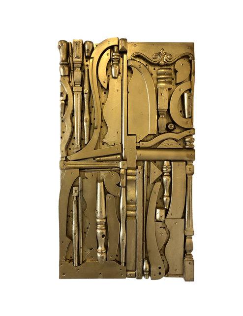 , 'Untitled (Gold),' 2017, D2 Art