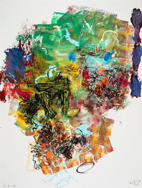Oliver Lee Jackson, 'No. 4, 2017 (6.6.17)', 2017, Rena Bransten Gallery