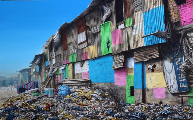 , 'Slum Rehabilitation Authority,' 2017, Gregorio Escalante Gallery
