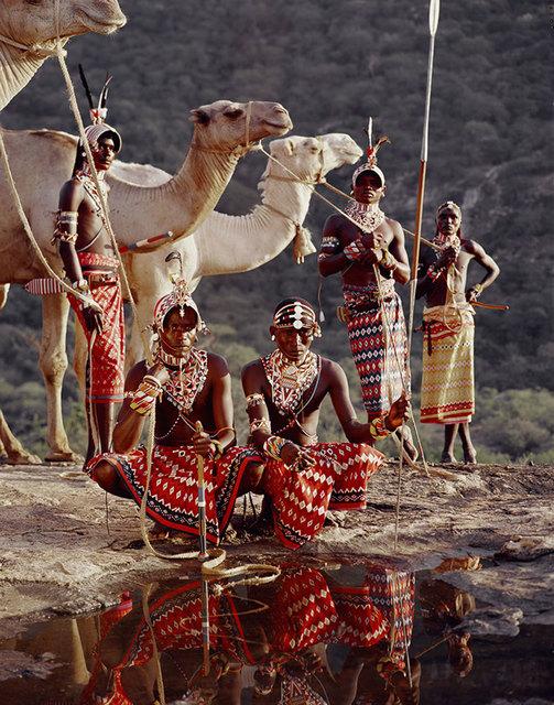 , 'Lelesas, Louelen, Lewangu, Lepokodou, Lingu & Nyerere Ndoto Mountain Range Kenya,' 2010, Rademakers Gallery