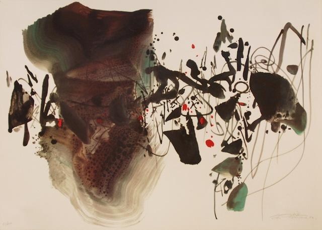 , 'Olympic Games Barcelona,' 1992, Bogena Galerie