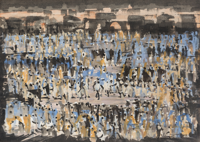 , 'Black Dancers,' 1968, October Gallery