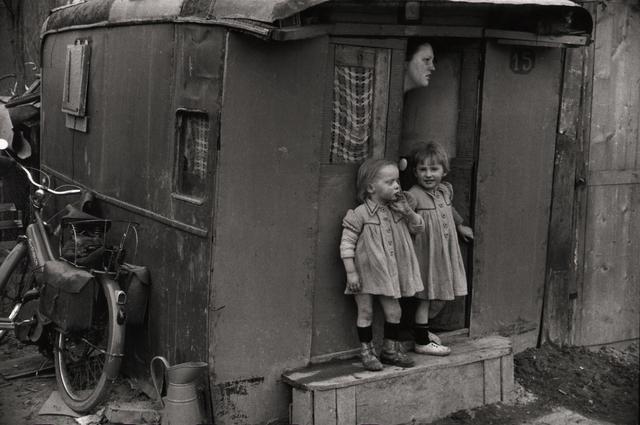 , 'Suburbs of Paris.,' 1953, Atlas Gallery