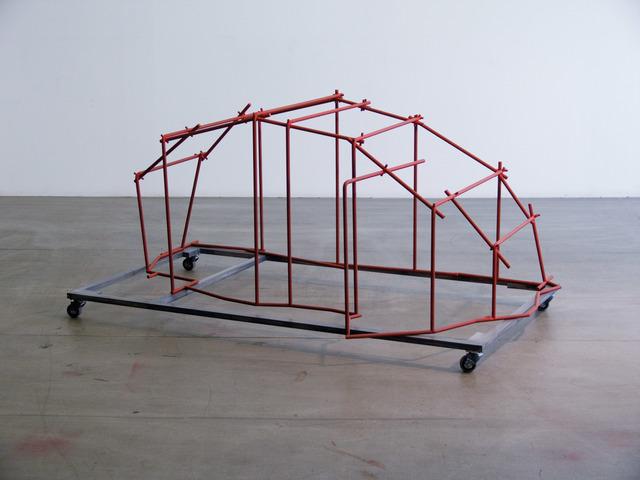 , 'Ruta vermella,' 2009, Casa Sin Fin