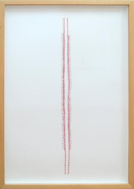 , 'Pesponto III,' 2009, Caroline Pagès Gallery