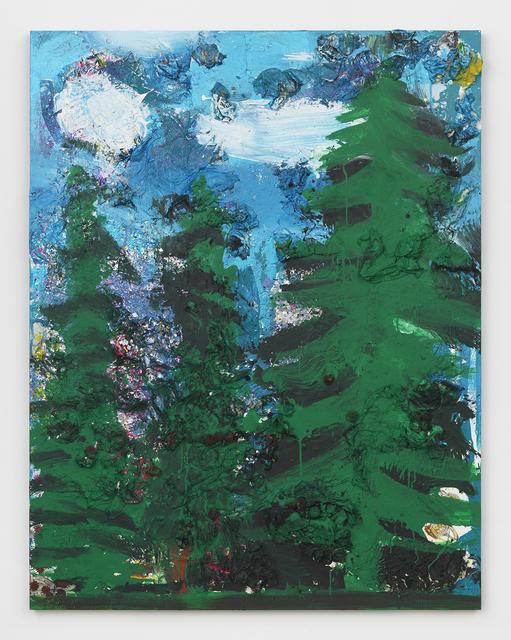 , 'Trees,' 2016, Anton Kern Gallery