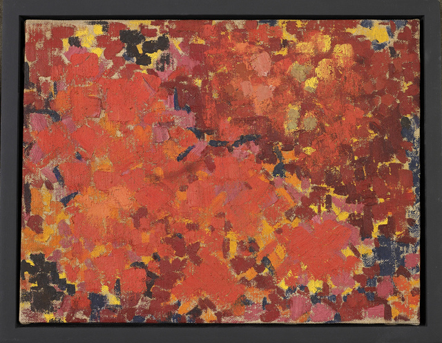 , 'Matoaka Aflame,' 1959, Vallarino Fine Art