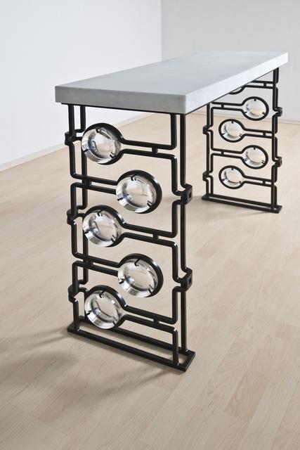 , 'Console,' 2012, Cristina Grajales Gallery