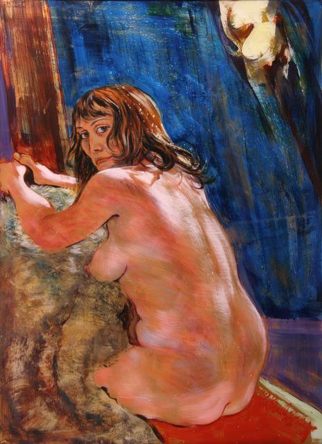 Fritz Aigner, 'Hannelore Rückenakt (Hannelore Back view nude)', 1974, Galerie Lehner