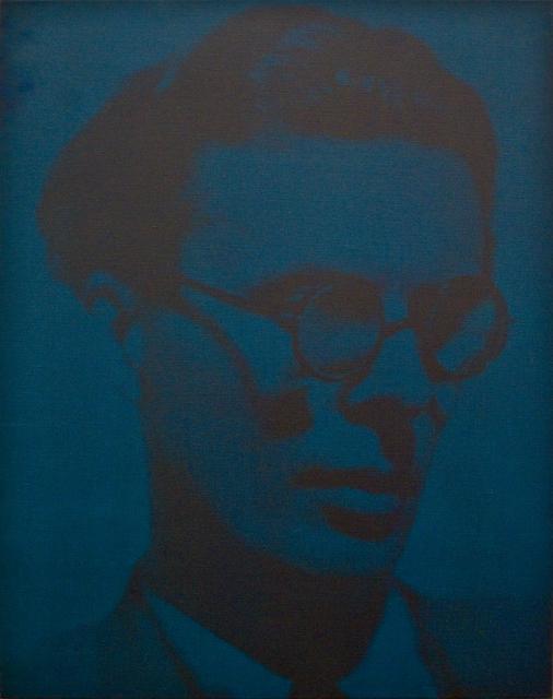 Gottfried Helnwein, 'Fire - Aldous Huxley', 1996, Collectors Contemporary