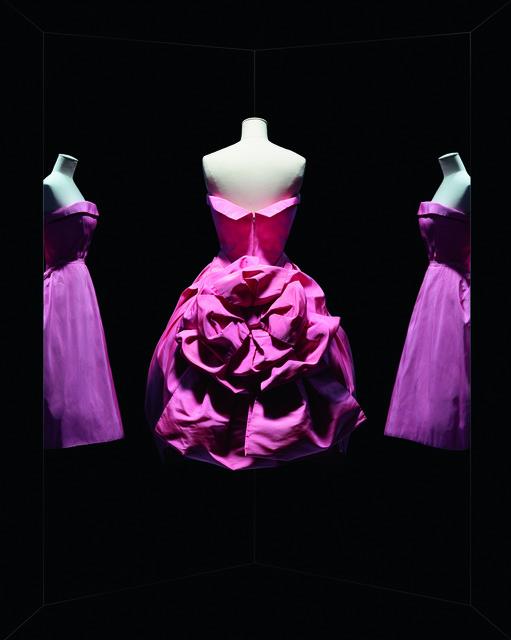 , 'Opéra Bouffe gown, Haute Couture,' 1956, Les Arts Décoratifs