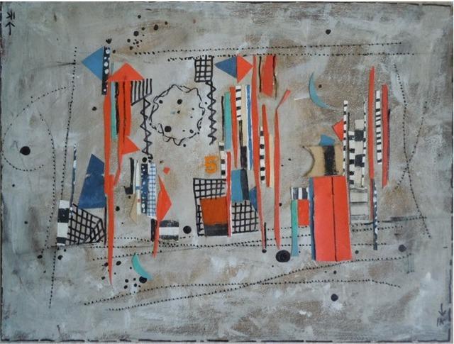 , 'T220,' 2012, Via Margutta Arte Contemporaneo