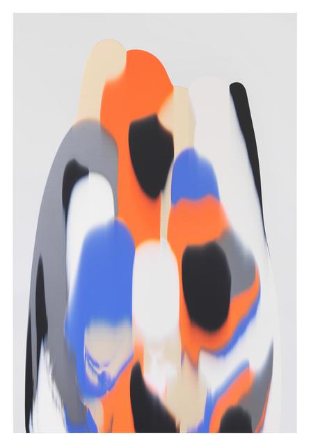 , 'Blue Footed Booby,' 2015, DITTRICH & SCHLECHTRIEM