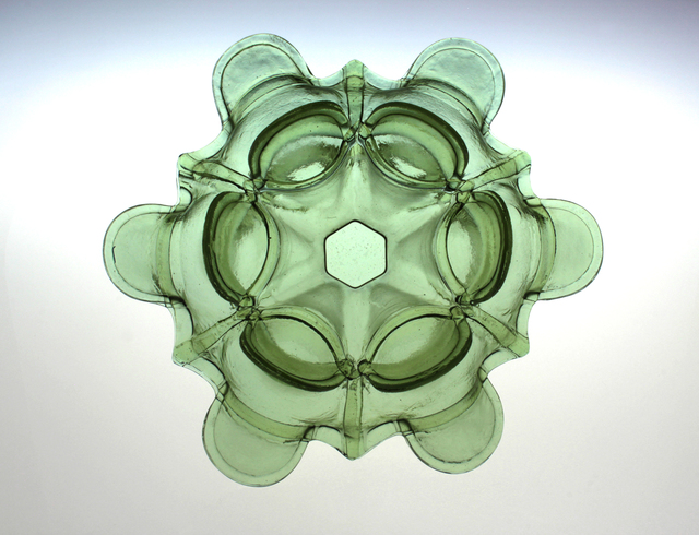 , ' Matthew Szösz, untitled (inflatable) no. 84rh, 2018, glass ,' 2018, form & concept