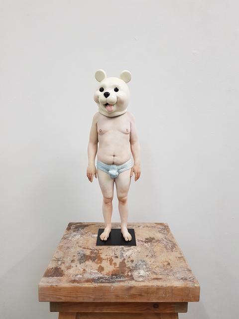 , 'Clever Bear,' 2019, 3 Punts Galeria