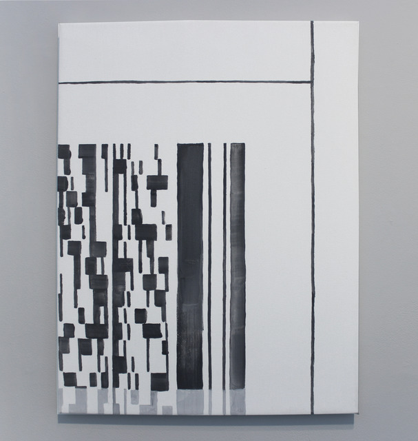 , 'Pasaporte detail (corner bar),' 2014, Josée Bienvenu