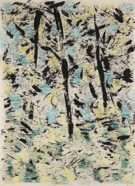 , 'Sunlit Forest,' 1956, Questroyal Fine Art