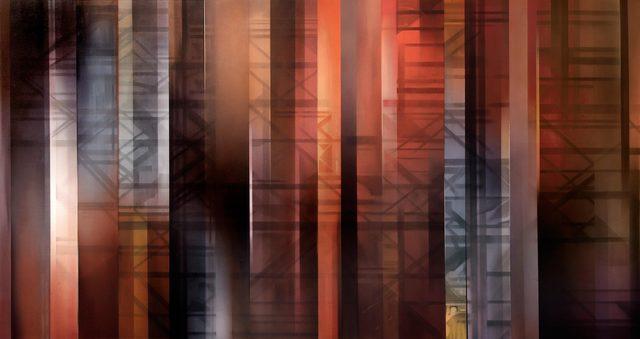 Leo WANG, 'Composition en Espace', 2015, Liang Gallery