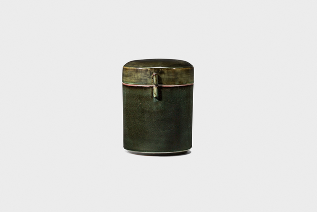 , 'Celadon Lidded Bowl in Underglaze Iron,' 2006, Gallery LVS