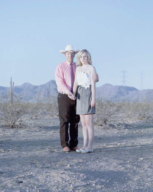 , 'Kevin Rogers & Taylor Rogers, 16 years. Tucson, Arizona.,' , Pictura Gallery