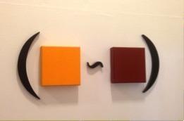 , 'Hipótesis para una semejanza y paréntesis,' 2013, Henrique Faria Fine Art